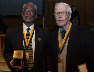 Herman Eure and James Barefield