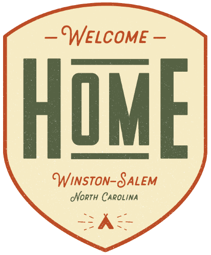 Welcome Home Badge