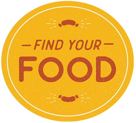 Find Your Food illustration