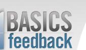 Basics Feedback Logo
