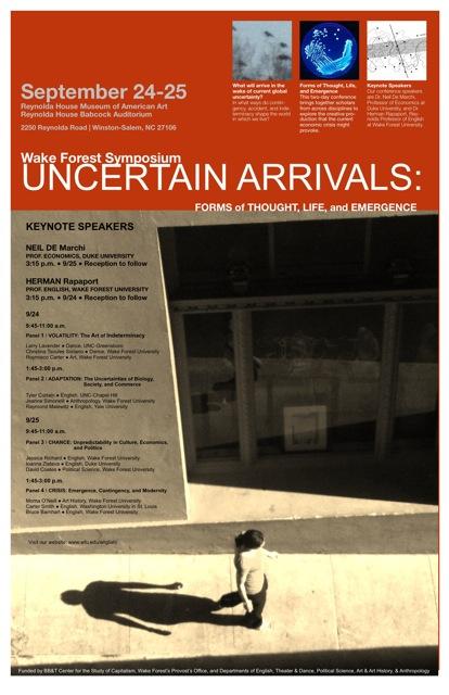 Uncertain Arrivals