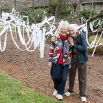 Ed Christman woke up to find his yard rolled in honor of his birthday in 2008.