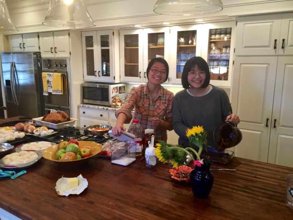 Thanksgiving Day Dinner 2016