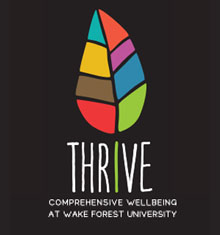 WFU Thrive logo