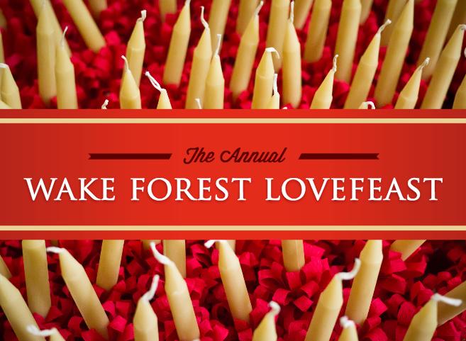 Lovefeast program PDF