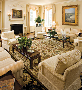 Learn more office of the president wake forest university for 1920s living room ideas