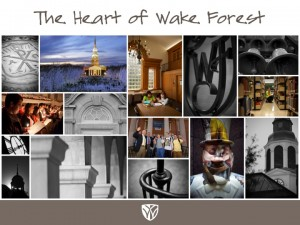 The Heart of Wake Forest