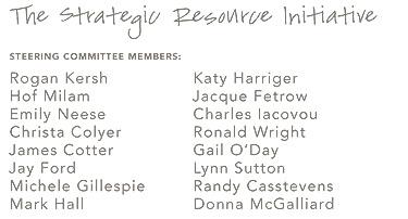 Strategic Resource Initiative