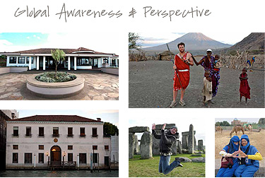 Global Awareness & Perspective