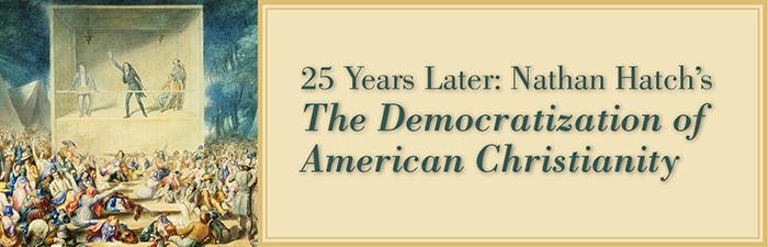 Christianity Democratization header