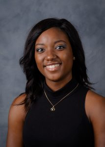 Wake Forest President's Aides headshots, Monday, August 29, 2016. Alisha Hartley.