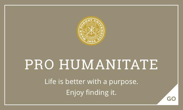 Pro Humanitate