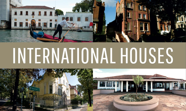 International Houses, Global Experience
