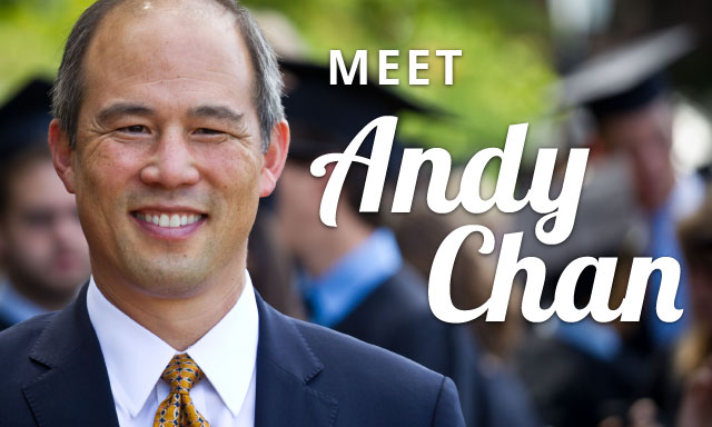 Meet Andy Chan