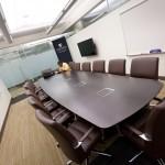 WFU Charlotte Conference Room