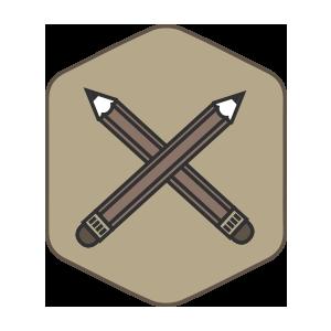 Design Thinking icon.