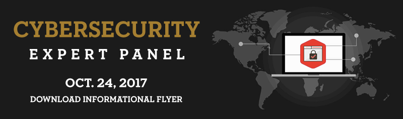 Cybersecurity Panel Banner