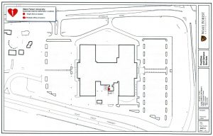AED Locations BB&T University Center