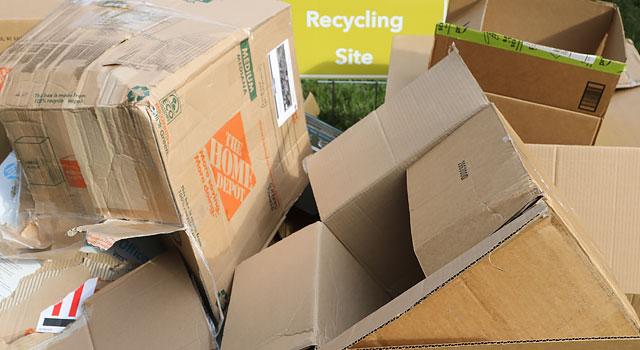 Recycling at Wake