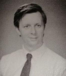 Kurt Shaw in 1989.