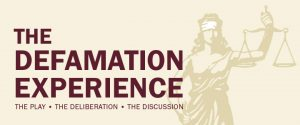 Defamation Experience logo