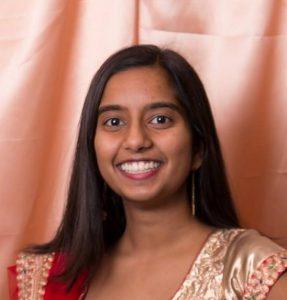 Headshot of Savarni Sanka