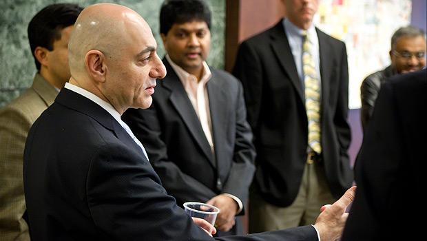 Imad Moustapha, Syrian ambassador to the U.S.