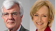 Al Hunt and Judy Woodruff