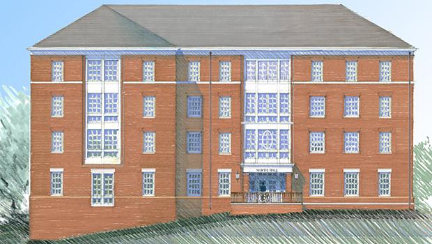 North Campus rendering