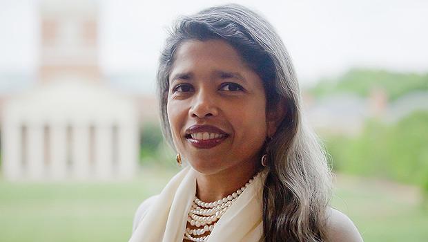 Deepa Pakianathan, partner at Delphi Ventures, received the 2012 Excellence in Entrepreneurship Award.