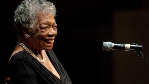 Maya Angelou, Reynolds Professor of American Studies, Wake Forest