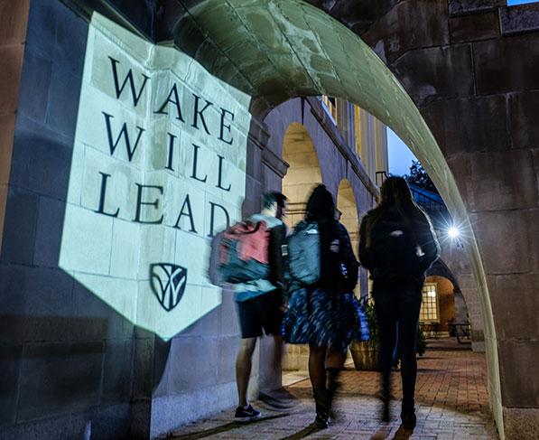 WFU campaign reaches $700 million mark