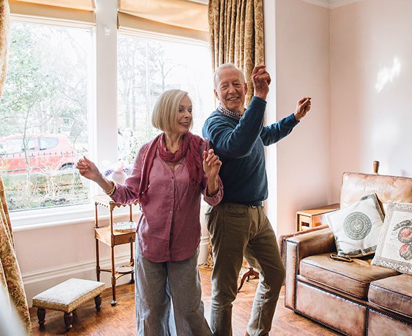 A big step? Trial will test improvisational dance as dementia therapy