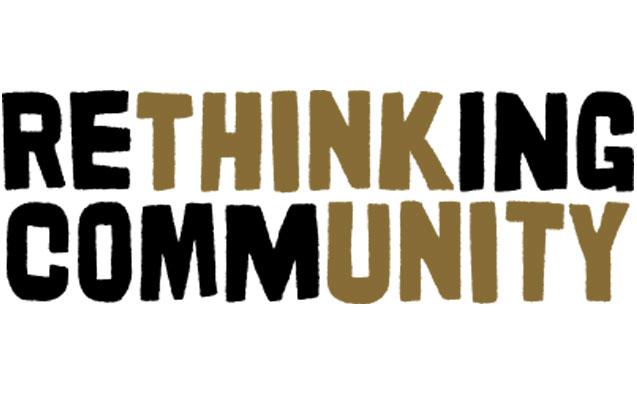 Rethinking Community logo