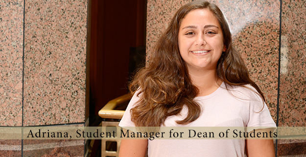 Office Assistants - Dean of Students