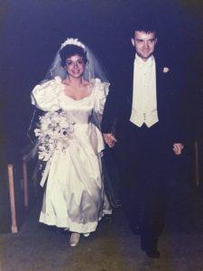 John ('87, JD '90) and Mona ('87) Flynn