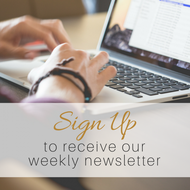 Let's keep in touch! Sign up to receive updates on what is happening at the Center for Private Business.