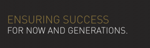 Ensuring success for now and generations.