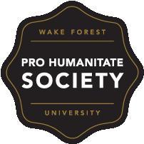 Pro Humanitate Society Seal