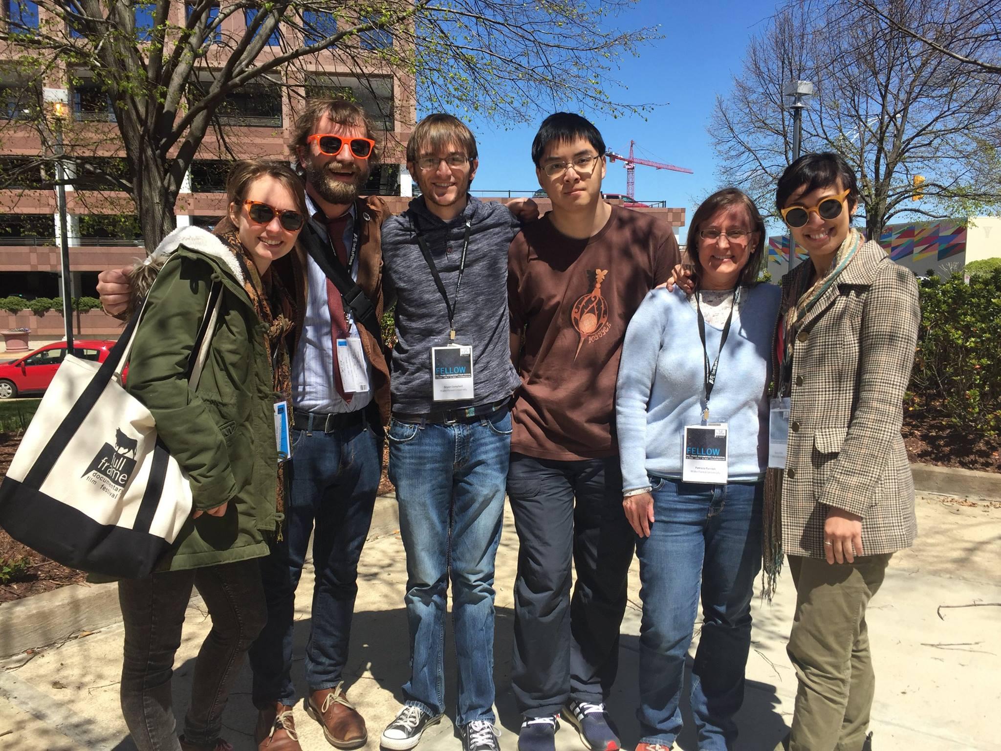 2016 Full Frame Fellows