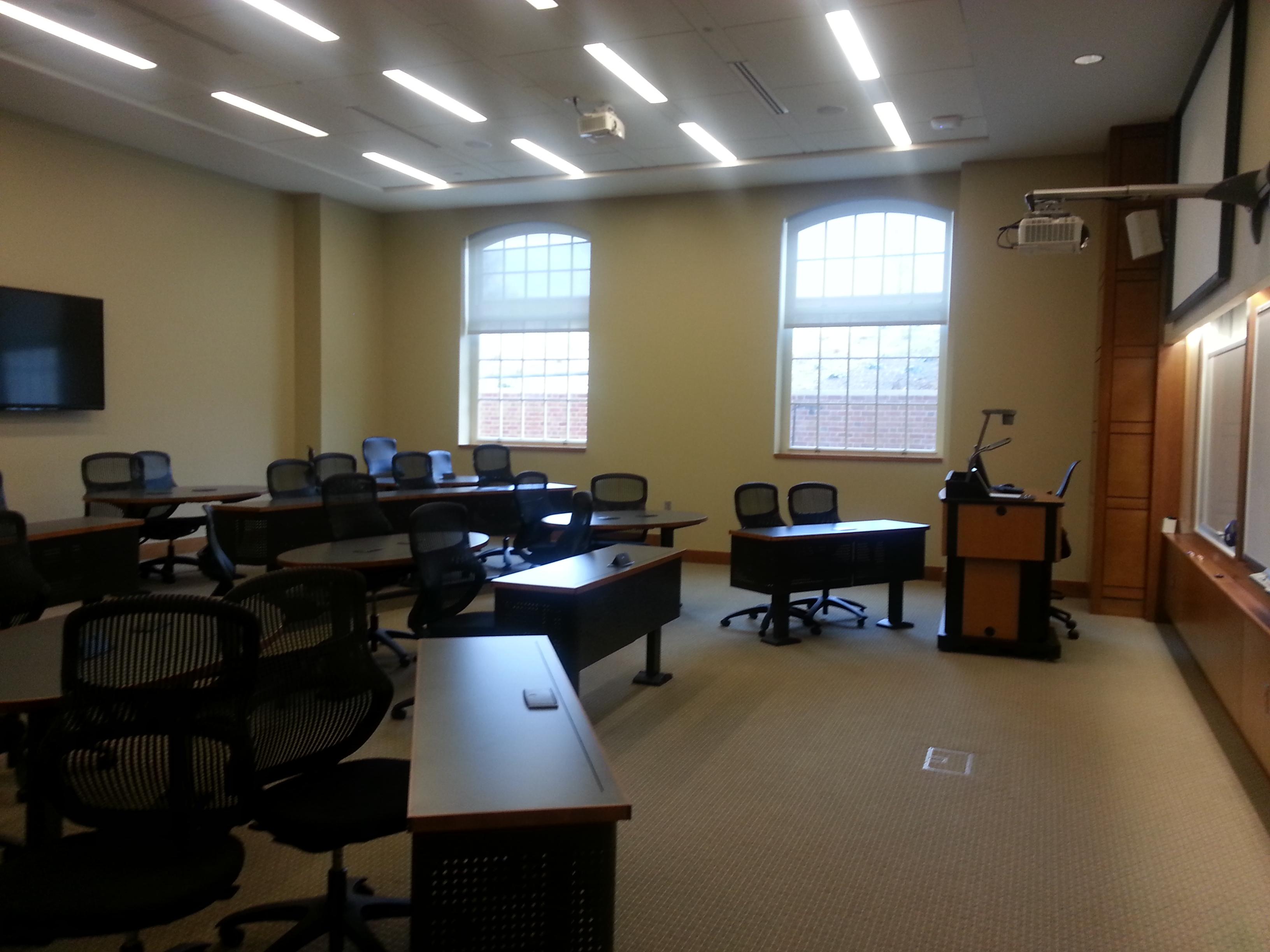 Farrell Classroom