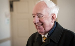 101 Things We Love About Wake Forest: No. 2 - Edwin Graves Wilson ('43, P '91, '93)