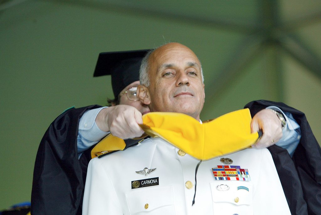 U.S. Surgeon General Dr. Richard H. Carmona.