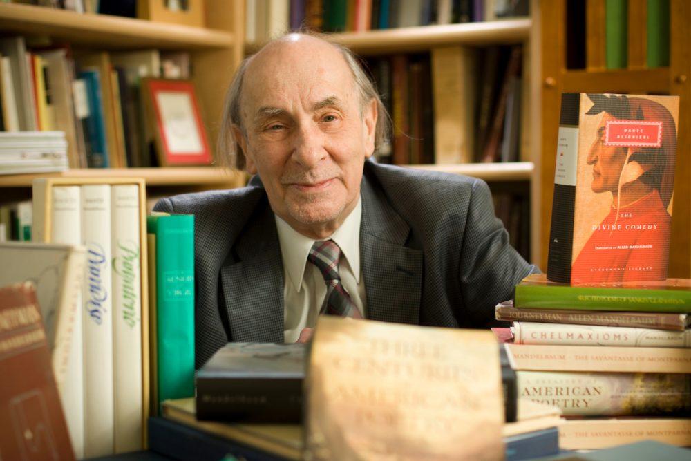 Dr. Allen Mandelbaum