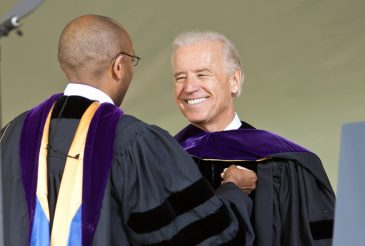 Vice President of the United State Joe Biden