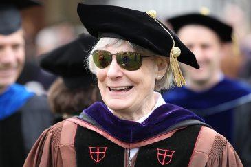 Retiring Professor of Art Margaret Smith