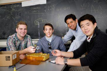 Jack Janes, Dominic Prado, and Ran Chang