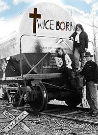 Twice Born CD cover