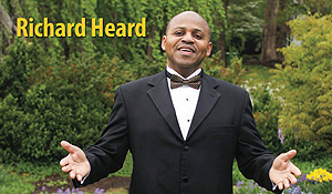 Richard Heard CD cover