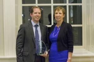 AC awards Mary and David Taylor